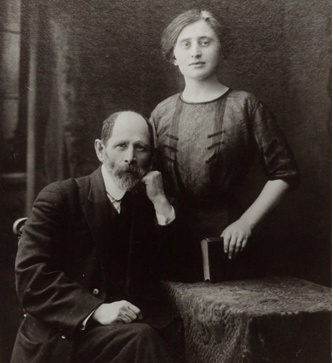 Eliezer and Olga Vinograd